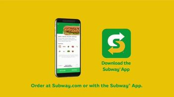 Subway TV Spot, 'Free Footlong' - Thumbnail 7