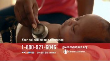 Save the Children TV Spot, 'West Africa Food Shortage' - Thumbnail 7