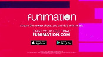 FUNimation App TV Spot, 'Escape to the World of Anime' - Thumbnail 9