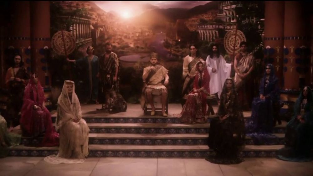 Turning Point with Dr. David Jeremiah TV Commercial, 'Agents of Babylon'
