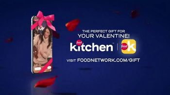 Food Network Kitchen App TV Spot, 'Valentine's Day: Love' Song by John Paul Young - Thumbnail 10