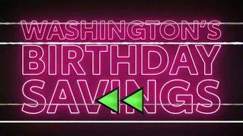 Toyota Washington's Birthday Sales Event TV Spot, 'Fast Forward: Prius Prime' [T2]