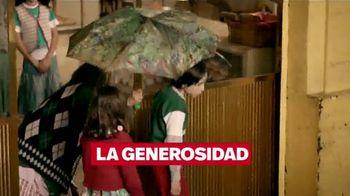 La Fundación para una Vida Mejor TV Spot, 'La generosidad: pásala' [Spanish] - Thumbnail 8