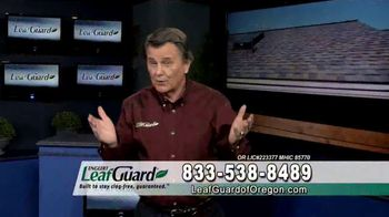 LeafGuard of Oregon Winter Half Off Sale TV Spot, 'Overhang and Trim' - Thumbnail 1