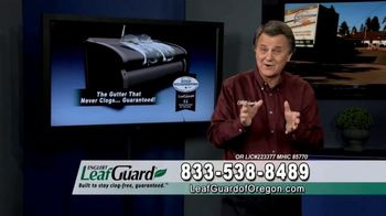 LeafGuard of Oregon Winter Half Off Sale TV Spot, 'Overhang and Trim' - Thumbnail 5