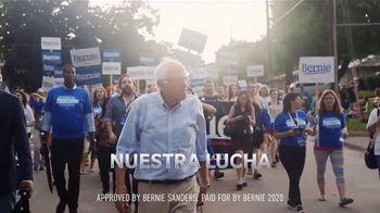 Bernie 2020 TV Spot, 'La historia de Bernie Sanders' [Spanish] - Thumbnail 10