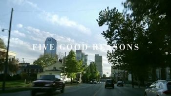 Lexington Visitors Center TV Spot, 'Five Good Reasons' - Thumbnail 2
