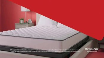 Mattress Firm Presidents Day Preview Sale TV Spot, 'Up to $600: King for the Price of a Queen' - Thumbnail 3