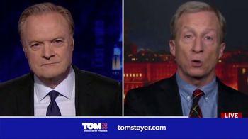 Tom Steyer 2020 TV Spot, 'Steyer Surge' - Thumbnail 8