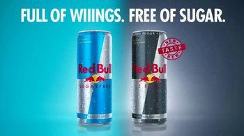 Red Bull Zero & Sugarfree TV Spot, 'Full of Wings, Free of Sugar' - 5824 commercial airings