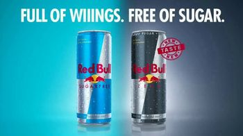 Red Bull Zero & Sugarfree TV Spot, 'Full of Wings, Free of Sugar'