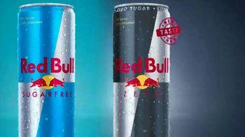 Red Bull Zero & Sugarfree TV Spot, 'Full of Wings, Free of Sugar' - Thumbnail 5