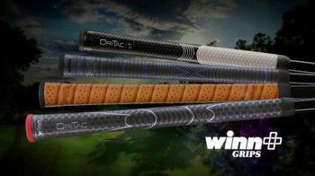 Winn Grips Dri-Tac Series TV Spot, 'Most Popular Model'