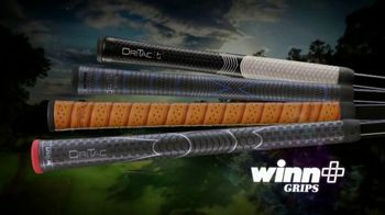 Winn Grips Dri-Tac Series TV Spot, 'Most Popular Model'