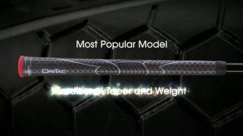 Winn Grips Dri-Tac Series TV Spot, 'Most Popular Model' - Thumbnail 2