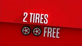 Big O Tires TV Spot, 'Buy Two, Get Two Free' - Thumbnail 3