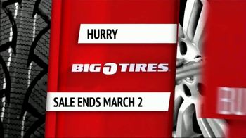 Big O Tires TV Spot, 'Buy Two, Get Two Free'