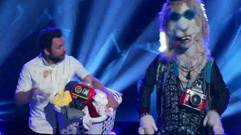 Tide POWER PODS TV Spot, 'Is Now Later: The Masked Singer' Featuring Charlie Day - Thumbnail 3