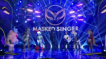 Tide POWER PODS TV Spot, 'Is Now Later: The Masked Singer' Featuring Charlie Day - Thumbnail 5