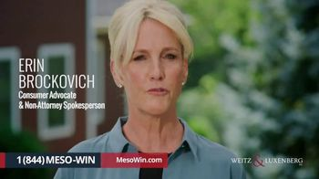 Weitz and Luxenberg TV Spot, 'So Many Firms' Featuring Erin Brockovich - Thumbnail 8