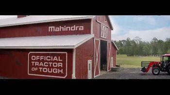 Mahindra TV Spot, 'Official Tractor of Tough' - Thumbnail 10