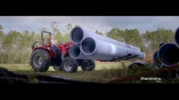 Mahindra TV Spot, 'Official Tractor of Tough'
