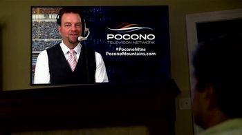 Pocono Mountains Visitors Bureau TV Spot, 'Watching Football' - Thumbnail 7