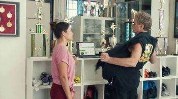 QuickBooks TV Spot, 'Karate Kid: Live Bookkeeping' Featuring Martin Kove - Thumbnail 4