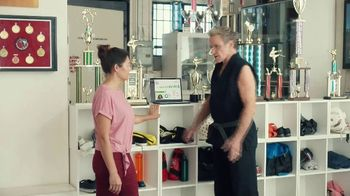 QuickBooks TV Spot, 'Karate Kid: Live Bookkeeping' Featuring Martin Kove - Thumbnail 7