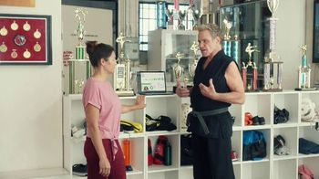 QuickBooks TV Spot, 'Karate Kid: Live Bookkeeping' Featuring Martin Kove - Thumbnail 8