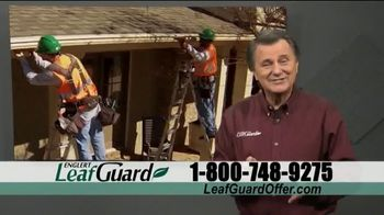 LeafGuard Winter Half Off Sale TV Spot, 'What's In Your Gutters: $25 Gas Card'