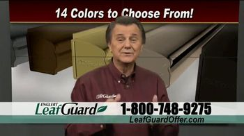 LeafGuard Winter Half Off Sale TV Spot, 'What's In Your Gutters: $25 Gas Card' - Thumbnail 6