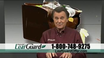 LeafGuard Winter Half Off Sale TV Spot, 'What's In Your Gutters: $25 Gas Card' - Thumbnail 7