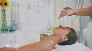 Elements Massage TV Spot, 'Valentine's Day Gift Cards: Better Than Chocolate or Flowers'