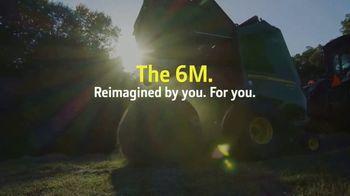 John Deere 6M Tractors TV Spot, 'Everything You Need' - Thumbnail 6