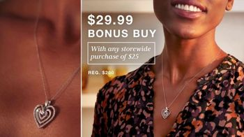 Macy's Valentine's Day One Day Sale TV Spot, 'Jewelry and Fragrance' - Thumbnail 3