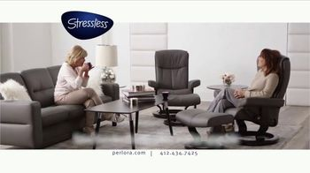 Ekornes Stressless TV Spot, 'Renew Body and Mind'