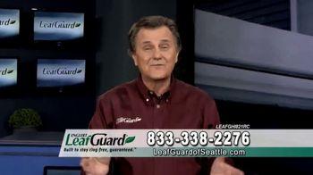 LeafGuard of Seattle Winter Half Off Sale TV Spot, 'Ladder Injuries' - Thumbnail 8