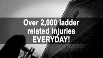 LeafGuard of Seattle Winter Half Off Sale TV Spot, 'Ladder Injuries' - Thumbnail 1