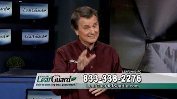 LeafGuard of Seattle Winter Half Off Sale TV Spot, 'Ladder Injuries'