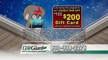 LeafGuard of Seattle Winter Half Off Sale TV Spot, 'Ladder Injuries' - Thumbnail 6