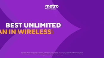 Metro by T-Mobile TV Spot, 'Rule Your Day' - Thumbnail 6