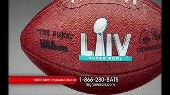 Big Time Bats TV Spot, 'Chiefs Super Bowl LIV Champions Game Ball'