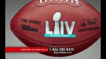 Big Time Bats TV Spot, 'Chiefs Super Bowl LIV Champions Wilson Leather Duke Game Ball' - Thumbnail 2