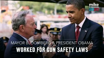 Mike Bloomberg 2020 TV Spot, 'Leadership in Action'
