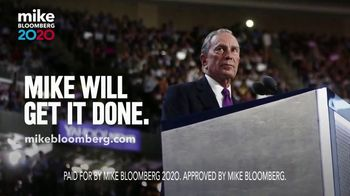 Mike Bloomberg 2020 TV Spot, 'Real State of the Union' - 27 commercial airings