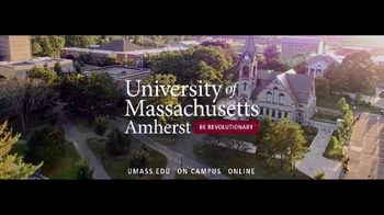 University of Massachusetts Amherst TV Spot, 'Revolutionaries'