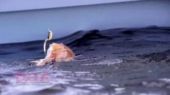 D.O.A. Fishing Lures TV Spot, 'Diverse Soft Plastic' - Thumbnail 3