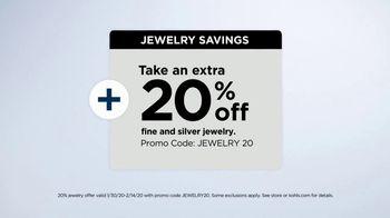 Kohl's TV Spot, 'Sweet Savings: Valentine's Apparel, Keurig and Diamond Bracelet' - Thumbnail 7