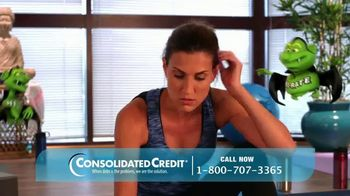 Consolidated Credit Counseling Services TV Spot, 'Get Rid of Those Debt Suckers' - Thumbnail 5